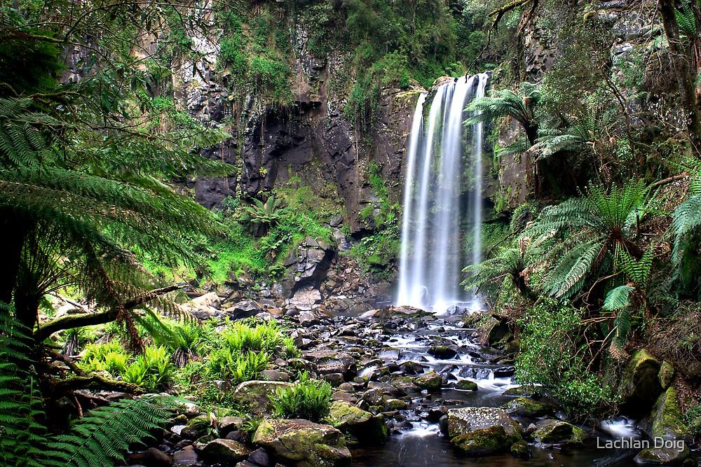 Hopetoun Falls by Lachlan Doig