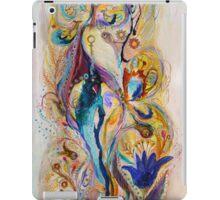 The Splash Of Life. Composition 4 iPad Case/Skin