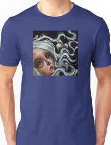 White Spirits :: Pop Surrealism Painting Unisex T-Shirt