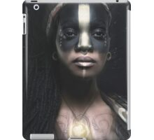 weary empress of the ancient cosmos iPad Case/Skin