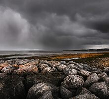 Morecambe Bay - Lancashire by eddiej