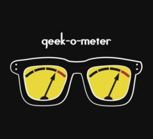Geek-O-Meter Kids Clothes