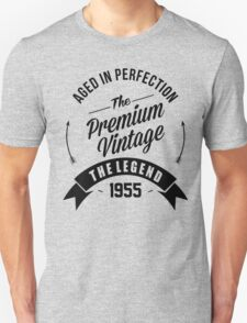 Vintage 1955 Aged To Perfection T-Shirt