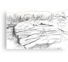 MAYNE ISLAND BC(C2007) Canvas Print