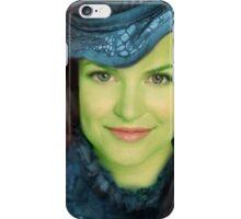 Stephanie Styles as Elphaba Thropp iPhone Case/Skin