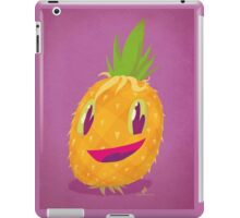 Mr. Pineapple Says Hello iPad Case/Skin