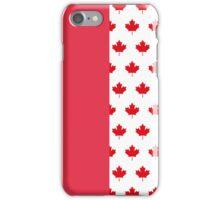 Canada patriot iPhone Case/Skin