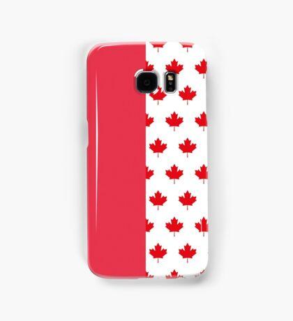 Canada patriot Samsung Galaxy Case/Skin