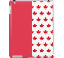 Canada patriot iPad Case/Skin