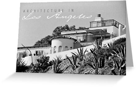 LA Architecture by Kory Trapane