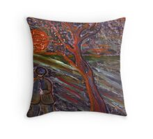 The seed sower  Throw Pillow