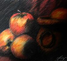apples by misslinzi