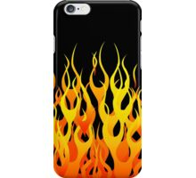 Racing Flames iPhone Case/Skin