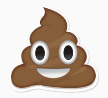 Poop Emoji Kids Clothes