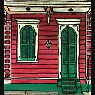 811 Governor Nicholls by Lynette K.