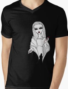 Our Lady of the Bleeding Thighs. Mens V-Neck T-Shirt