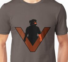 V has come to.. Unisex T-Shirt