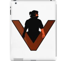 V has come to.. iPad Case/Skin