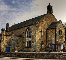 Torryburn Church by Tom Gomez