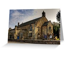 Torryburn Church Greeting Card