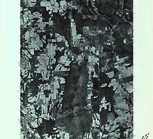 Maine USGS Historical Map Mars Hill SE 806885 1975 24000 by wetdryvac