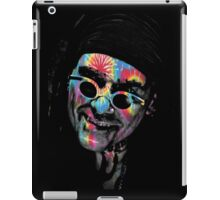 Uncle Al Jourgensen iPad Case/Skin