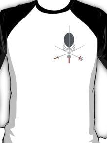 Fencing Shield T-Shirt