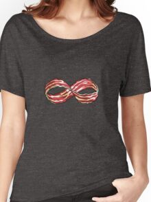 The Shirt of Infinite Bacon Women's Relaxed Fit T-Shirt
