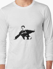 Inverness legend Charlie Christie Long Sleeve T-Shirt