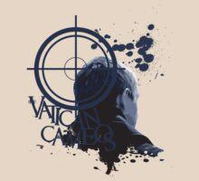 Vatican Cameos - BBC Sherlock [John Watson] by AustralianSpy