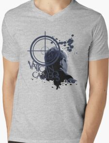 Vatican Cameos - BBC Sherlock [John Watson] Mens V-Neck T-Shirt
