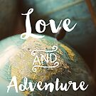 Love & Adventure by ALICIABOCK