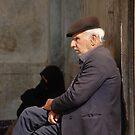 In Esfahan, Iran by Peter Gostelow