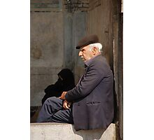 In Esfahan, Iran Photographic Print