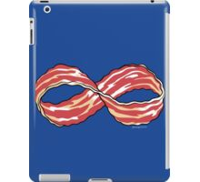 The Shirt of Infinite Bacon iPad Case/Skin