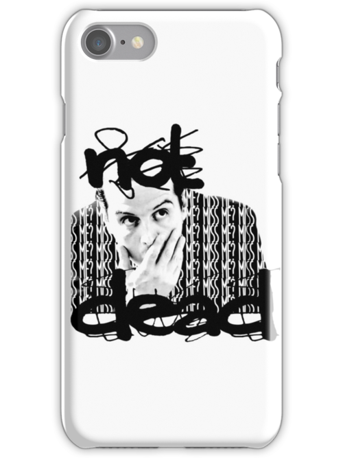 Not dead. - Sherlock BBC [Jim Moriarty] by AustralianSpy