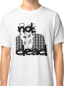 Not dead. - Sherlock BBC [Jim Moriarty] Classic T-Shirt