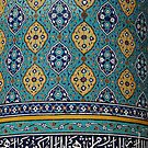 Persian colours by Peter Gostelow