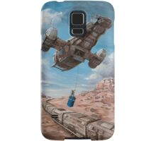 The Time Job Samsung Galaxy Case/Skin