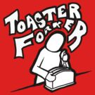 Toaster Forker by bodiehartley