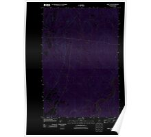 Maine USGS Historical Map Mary L Pond 20110919 TM Inversion Poster
