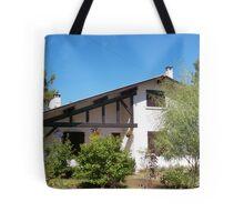 Landes house Tote Bag
