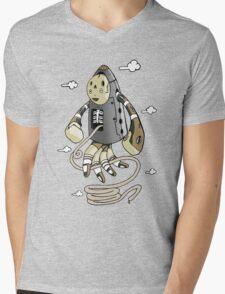 Rocketman Mens V-Neck T-Shirt