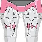 Arcee Leggings by Dave Brogden