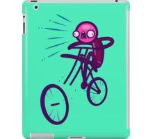 Cycling Disaster iPad Case/Skin