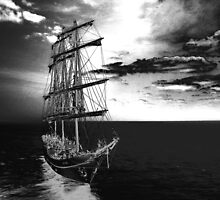Ghost Ship by procapture