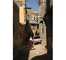 Cairo backstreets Photographic Print