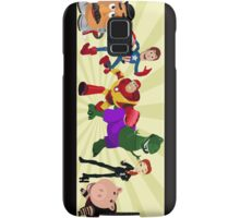 Toy Story Heroes Samsung Galaxy Case/Skin