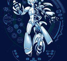 PROJECT X - Blue Print Edition by Emilie Boisvert