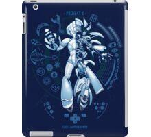 PROJECT X - Blue Print Edition iPad Case/Skin